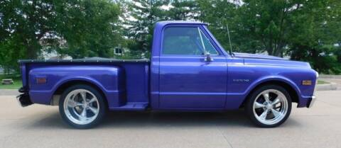 1969 Chevrolet C/K 10 Series for sale at WEST PORT AUTO CENTER INC in Fenton MO
