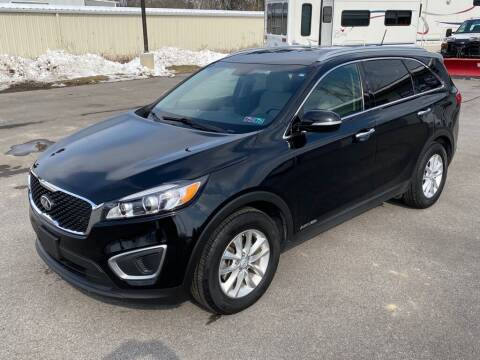 2017 Kia Sorento for sale at Alexandria Auto Mart LLC in Alexandria PA