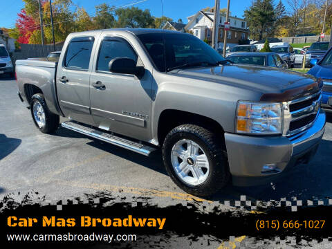 2008 Chevrolet Silverado 1500 for sale at Car Mas Broadway in Crest Hill IL
