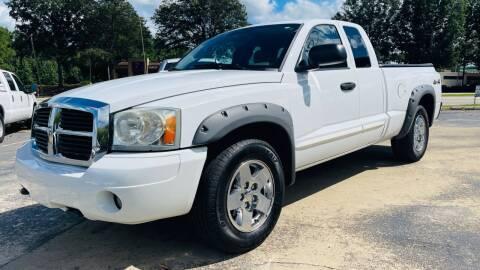 2005 Dodge Dakota for sale at Capital Motors in Raleigh NC
