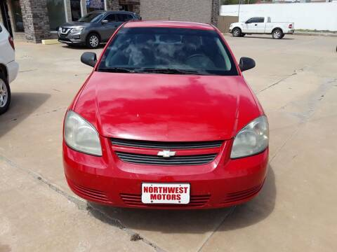 2009 Chevrolet Cobalt for sale at NORTHWEST MOTORS in Enid OK
