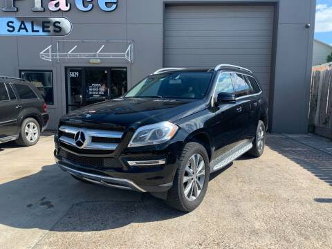 2014 Mercedes-Benz GL-Class for sale at PARK PLACE AUTO SALES in Houston TX