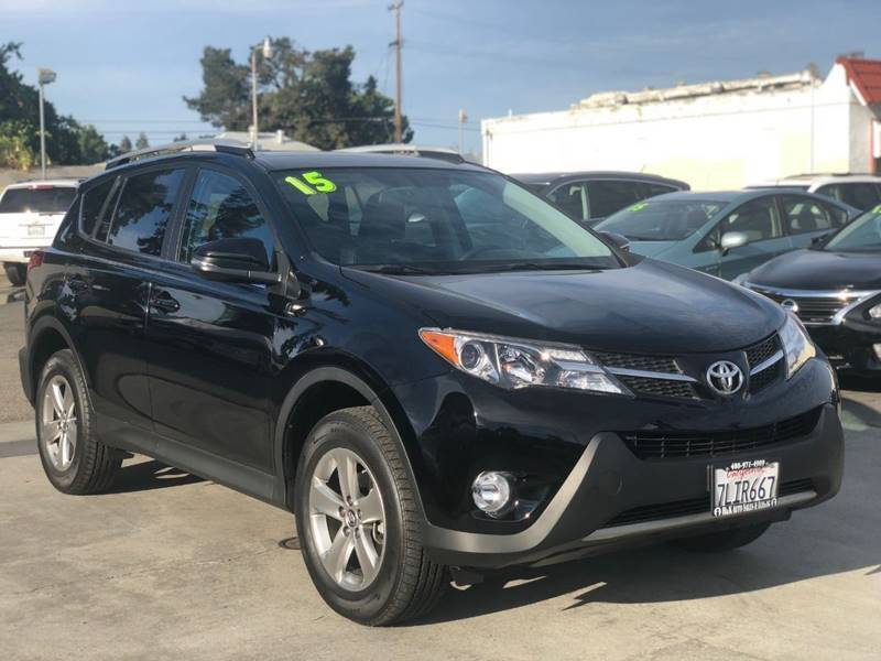 2015 Toyota RAV4 for sale at H & K Auto Sales & Leasing in San Jose CA