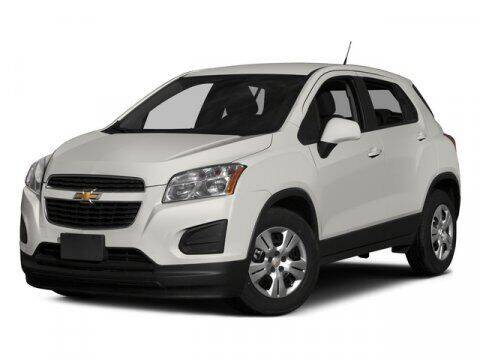 2015 Chevrolet Trax for sale at Suburban Chevrolet in Claremore OK