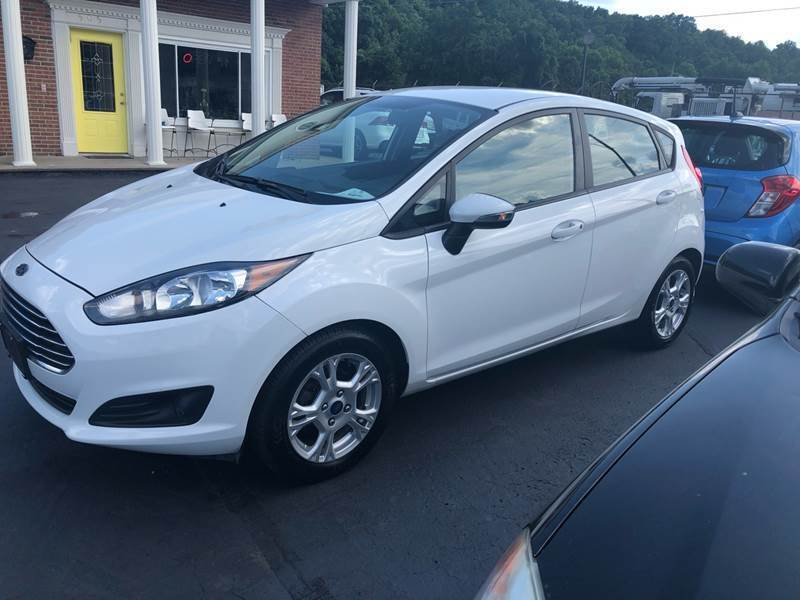 2014 Ford Fiesta for sale at Hensley Auto Sales in Frankfort KY