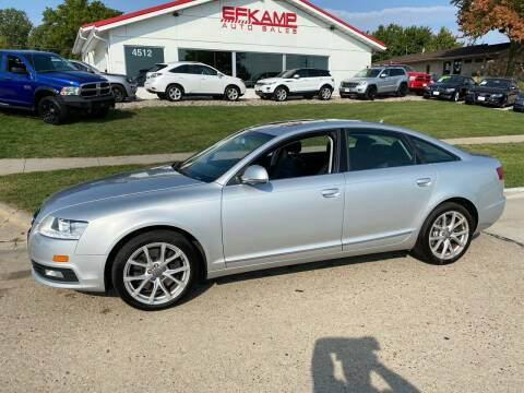 2009 Audi A6 for sale at Efkamp Auto Sales LLC in Des Moines IA