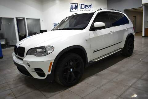 2012 BMW X5 for sale at iDeal Auto Imports in Eden Prairie MN