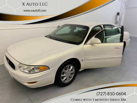 2004 Buick LeSabre for sale at X Auto LLC in Pinellas Park FL