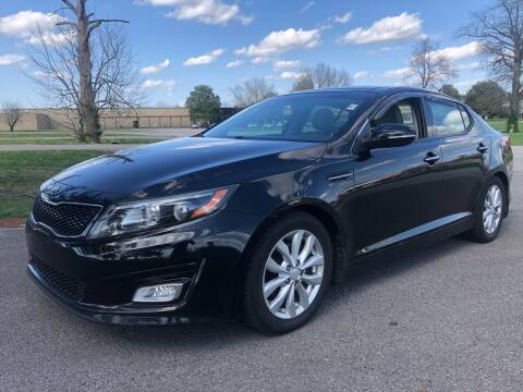 2015 Kia Optima for sale at COUNTRYSIDE AUTO SALES 2 in Russellville KY