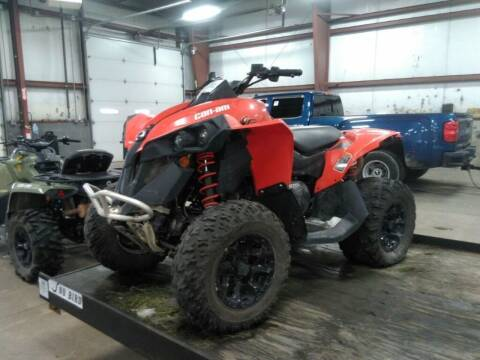 2018 Can-Am Renegade for sale at Drive Motor Sales in Ionia MI