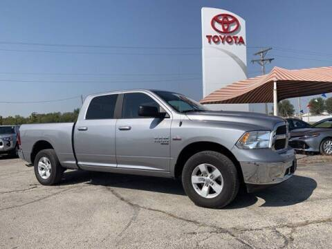 2019 RAM Ram Pickup 1500 Classic for sale at Quality Toyota in Independence KS