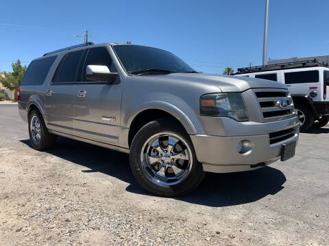 2008 Ford Expedition EL for sale at Boktor Motors in Las Vegas NV
