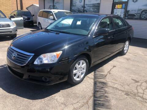 2008 Toyota Avalon for sale at TOP YIN MOTORS in Mount Prospect IL