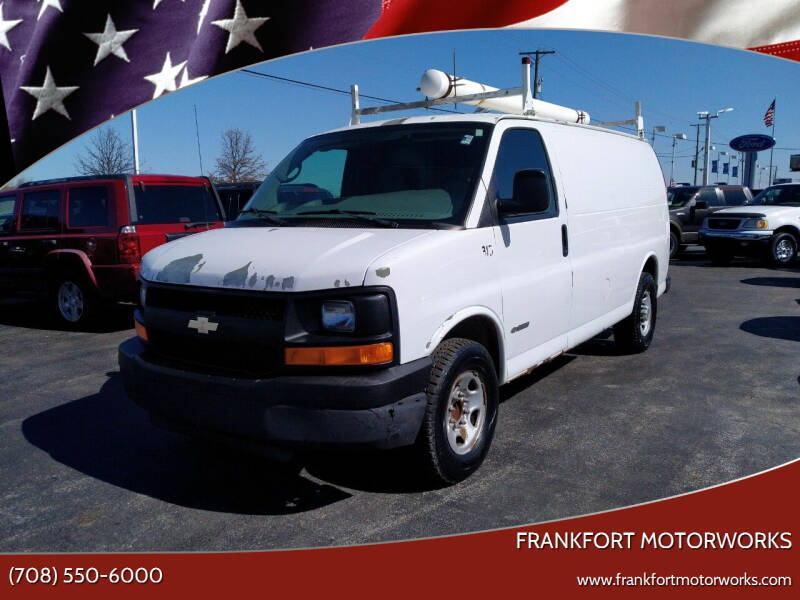 2006 Chevrolet Express Cargo for sale at Frankfort Motorworks in Frankfort IL