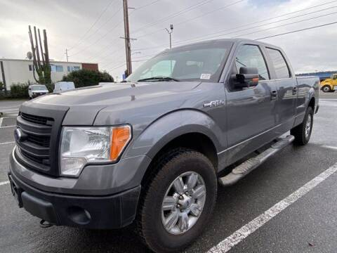 2013 Ford F-150 for sale at S&S Best Auto Sales LLC in Auburn WA