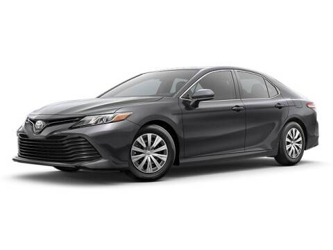 2019 Toyota Camry for sale at FRED FREDERICK CHRYSLER, DODGE, JEEP, RAM, EASTON in Easton MD