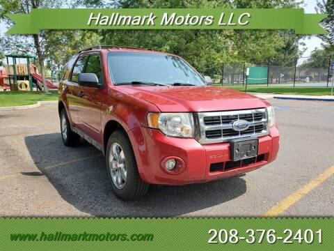2011 Ford Escape for sale at HALLMARK MOTORS LLC in Boise ID