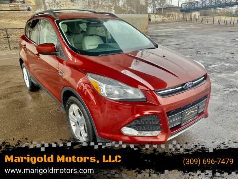 2014 Ford Escape for sale at Marigold Motors, LLC in Pekin IL