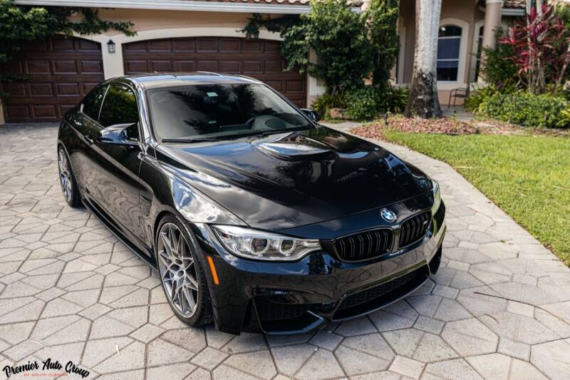2017 BMW M4 for sale at Premier Auto Group of South Florida in Wellington FL