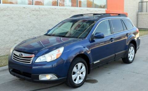 2010 Subaru Outback for sale at Raleigh Auto Inc. in Raleigh NC
