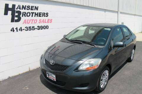 2010 Toyota Yaris for sale at HANSEN BROTHERS AUTO SALES in Milwaukee WI
