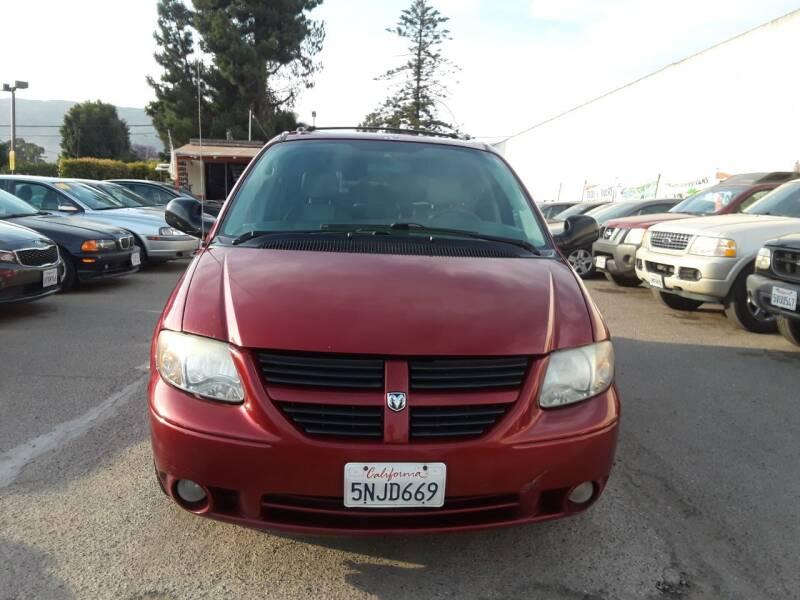2005 Dodge Grand Caravan for sale at Goleta Motors in Goleta CA
