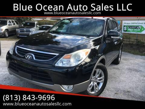 2012 Hyundai Veracruz for sale at Blue Ocean Auto Sales LLC in Tampa FL