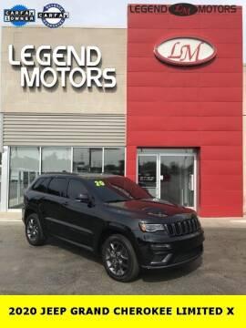 2020 Jeep Grand Cherokee for sale at Legend Motors of Waterford - Legend Motors of Ferndale in Ferndale MI