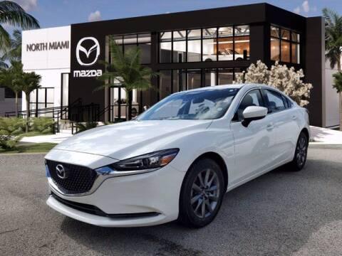2018 Mazda MAZDA6 for sale at Mazda of North Miami in Miami FL