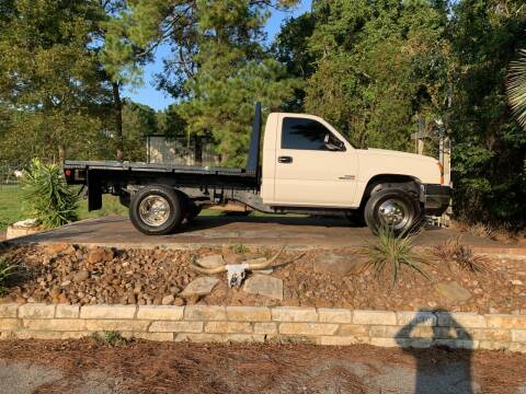 2006 Chevrolet Silverado 3500 for sale at Texas Truck Sales in Dickinson TX