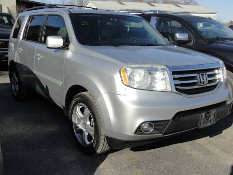 2013 Honda Pilot for sale at Turnpike Auto Sales LLC in East Springfield NY