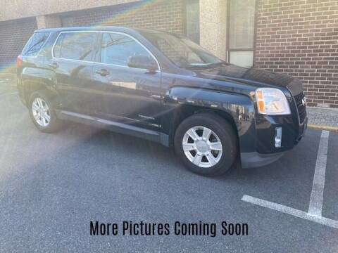 2013 GMC Terrain for sale at Warner Motors in East Orange NJ