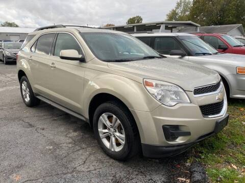 2014 Chevrolet Equinox for sale at Lakeshore Auto Wholesalers in Amherst OH