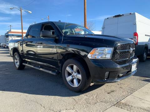2014 RAM Ram Pickup 1500 for sale at Best Buy Quality Cars in Bellflower CA