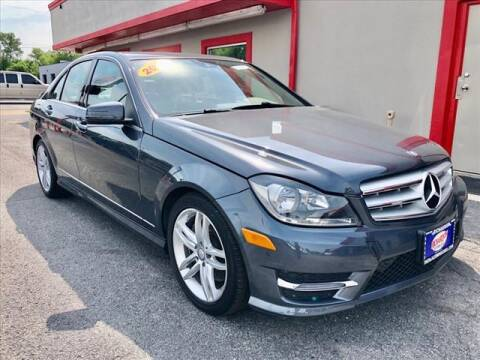 2013 Mercedes-Benz C-Class for sale at Richardson Sales & Service in Highland IN