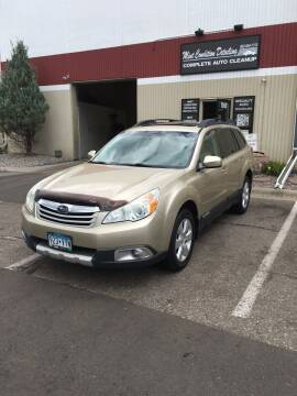2010 Subaru Outback for sale at Specialty Auto Wholesalers Inc in Eden Prairie MN