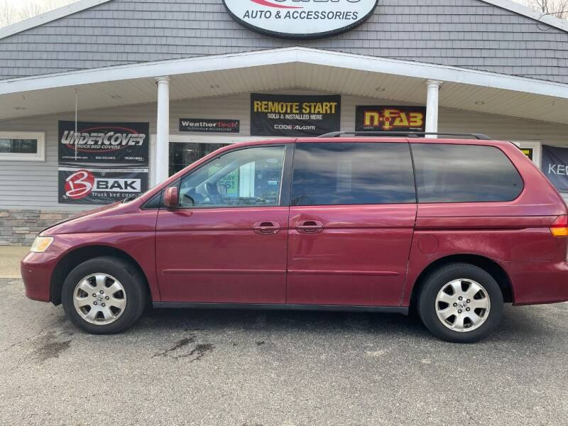 2003 Honda Odyssey for sale at Stans Auto Sales in Wayland MI