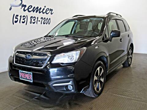 2017 Subaru Forester for sale at Premier Automotive Group in Milford OH