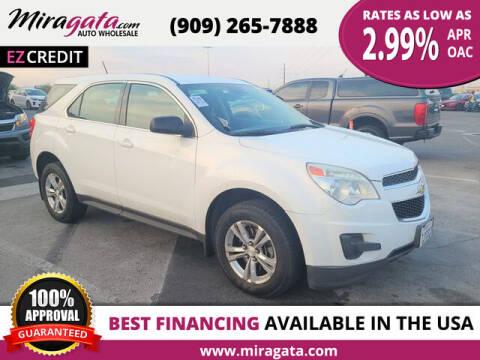 2015 Chevrolet Equinox for sale at Miragata Auto in Bloomington CA