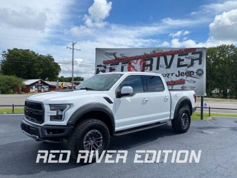 2020 Ford F-150 for sale at RED RIVER DODGE - Red River of Malvern in Malvern AR