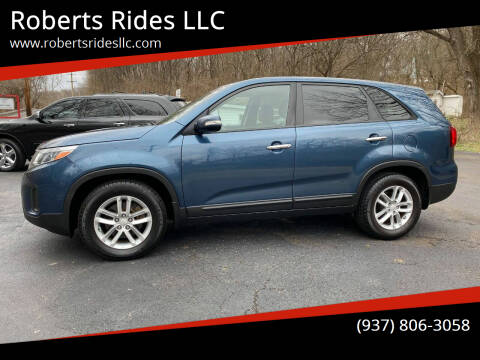 2015 Kia Sorento for sale at Roberts Rides LLC in Franklin OH