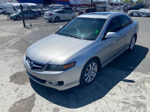 2008 Acura TSX for sale at 101 Auto Sales in Sacramento CA