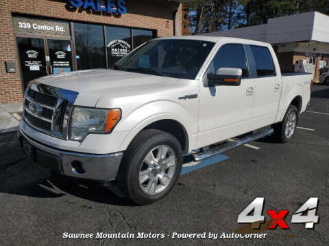 2010 Ford F-150 for sale at Michael D Stout in Cumming GA