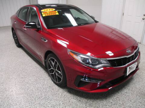 2019 Kia Optima for sale at LaFleur Auto Sales in North Sioux City SD