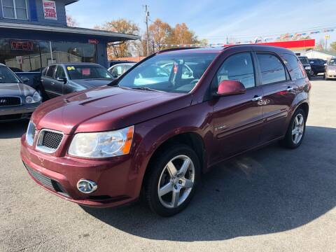 2008 Pontiac Torrent for sale at Wise Investments Auto Sales in Sellersburg IN