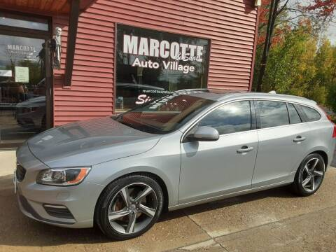 2015 Volvo V60 for sale at Marcotte & Sons Auto Village in North Ferrisburgh VT