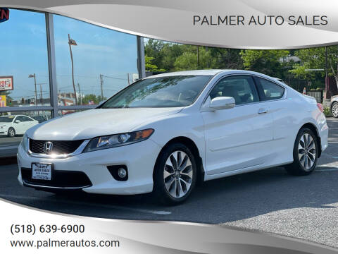 2014 Honda Accord for sale at Palmer Auto Sales in Menands NY