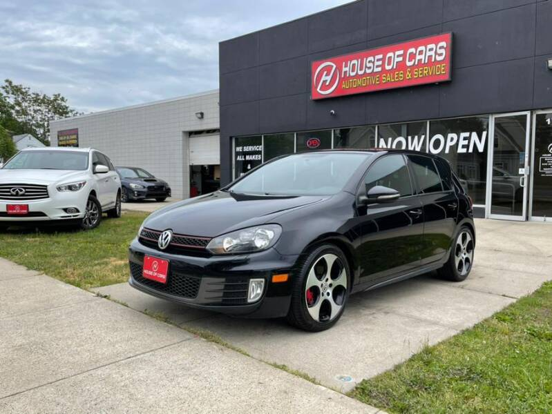 2011 Volkswagen GTI for sale at HOUSE OF CARS CT in Meriden CT
