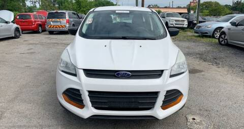 2013 Ford Escape for sale at Auto Mart in North Charleston SC