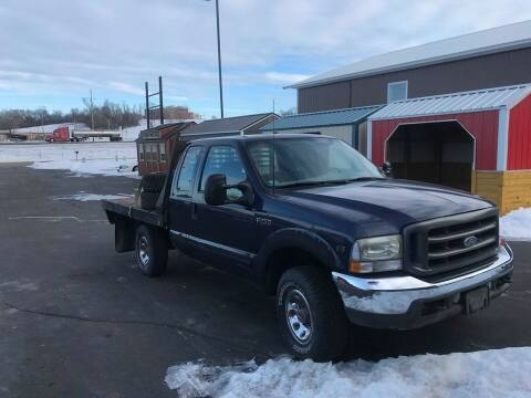 2002 Ford F-250 Super Duty for sale at Cannon Falls Auto Sales in Cannon Falls MN